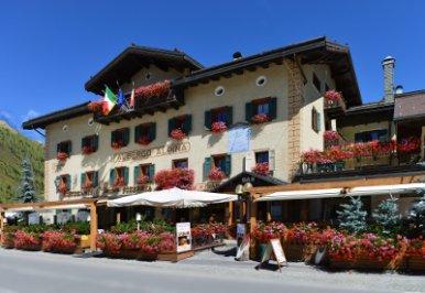 Livigno HOTELS Alpina
