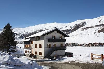 Livigno APPARTAMENTI Bait Panorama