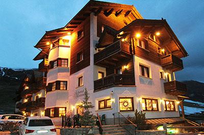 Livigno Active hotel Cristallo
