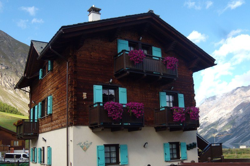 Livigno Active appartament Art Apartments Casa Napell