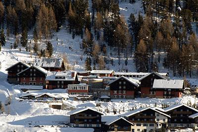 Livigno Family Hotel Alpen Village