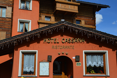 Livigno FOOD&NIGHT Cassana