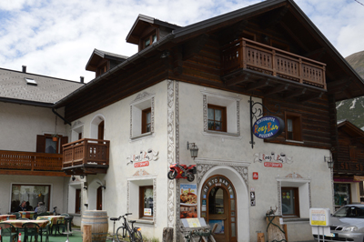 Livigno FOOD&NIGHT Roxy Bar ristorante pizzeria bar