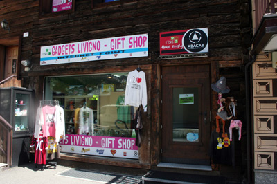 Livigno SHOPPING My Store