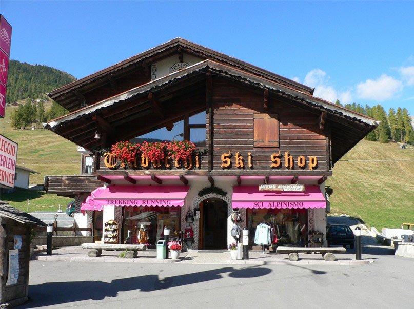 Livigno Active appartament Baita Dei Ski