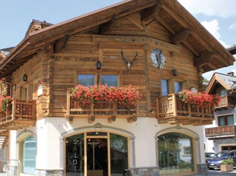 Livigno Family Appartamenti Chalet Picchio