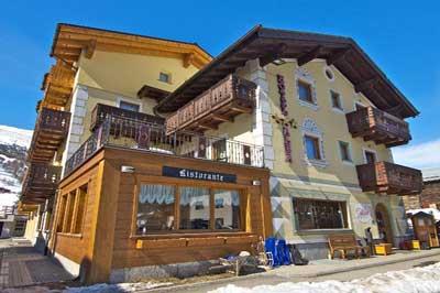Livigno Hotel Alba