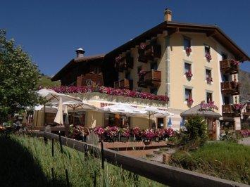 Livigno Family Hotel Angelica