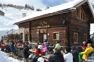 Livigno FOOD&NIGHT Tea da Cip e Ciop