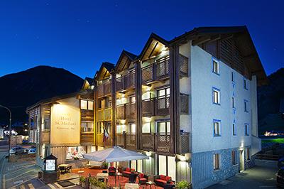 Livigno Hotel St. Michael