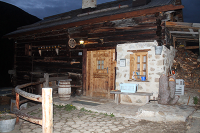 Livigno FOOD&NIGHT Tea Da Memi