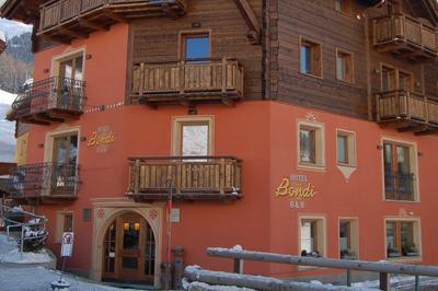 Livigno HOTELS B&B Bondi