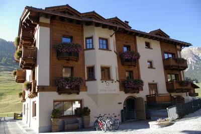 Livigno Hotel Sonne